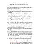 Hướng dẫn ghi hợp đồng lao động