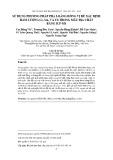 Sử dụng phương pháp pha loãng đồng vị để xác định hàm lượng Ce, Sm, và Yb trong mẫu địa chất bằng ICP-MS