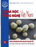 Tạp chí Khoa học và Công nghệ Việt Nam – Số 3A năm 2020