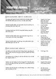 Tạp chí Nghiên cứu khoa học Đại học Sao Đỏ: Số 3(58)/2017