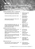 Tạp chí Nghiên cứu khoa học Đại học Sao Đỏ: Số 4(59)/2017