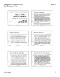 Bài giảng Kinh tế vi mô: Giới thiệu môn học Kinh tế vĩ mô - Hồ Văn Dũng (2019)