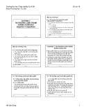 Bài giảng Kinh tế vi mô: Chương 7 - Hồ Văn Dũng (2018)