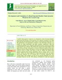 Development and evaluation of a hand operated double chain-sprocket winnower for cereal crops