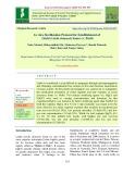 In vitro sterilization protocol for establishment of litchi (Litchi chinensis Sonn) cv. Purbi
