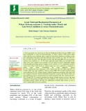 Grain yield and biochemical parameters of wheat (Triticum aestivum L.) varieties under timely and late sown conditions to assess thermotolerance