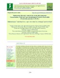 Multivariate diversity analysis for grain micronutrients concentration, yield and agro-morphological traits in pearl millet (Pennisetum glaucum (L) R. Br.)