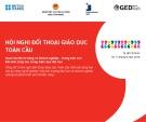 Bài giảng Hội nghị đối thoại giáo dục toàn cầu: Quan hệ Nhà trường và doanh nghiệp trọng tâm của đổi mới sáng tạo trong giáo dục đại học