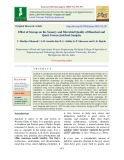 Effect of storage on the sensory and microbial quality of blanched and quick frozen jackfruit samples