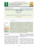 Cost optimization using acceptance sampling plan: A statistical analysis with single sample