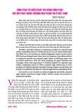 Hình phạt và biện pháp thi hành hình phạt đối với pháp nhân thương mại phạm tội ở Việt Nam