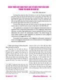 Hoàn thiện quy định pháp luật về biện pháp bảo đảm trong thi hành án dân sự