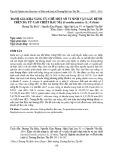 Đánh giá khả năng ức chế một số vi sinh vật gây bệnh trên da từ cao chiết rau má (Centella asiatica (L.) Urban)