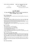 Mẫu Quy chế lương thưởng, chế độ cho CB-CNV Công ty Cổ phần, Công ty TNHH