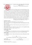 Đề thi minh họa THPT Quốc gia năm 2020 môn Ngữ văn - Bộ Giáo dục và Đào tạo (Lần 1)
