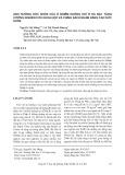 Ảnh hưởng sức khỏe của ô nhiễm không khí ở Hà Nội: Tăng cường nghiên cứu khoa học và chính sách nhằm nâng cao sức khỏe