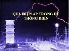 Bài giảng Kỹ thuật cao áp: Chương 10 - TS. Nguyễn Văn Dũng