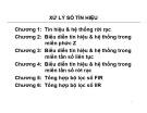 Bài giảng Xử lý số tín hiệu: Chương 1 - ĐH Sài Gòn