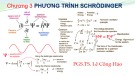 Bài giảng Vật lý đại cương và vật lý hiện đại: Chương 3 - PGS.TS. Lê Công Hảo