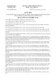 Quyết định 28/2019/QĐ-UBND tỉnh BắcGiang