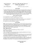 Quyết định 43/2019/QĐ-UBND tỉnh GiaLai