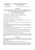 Quyết định 47/2019/QĐ-UBND tỉnh ĐồngNai