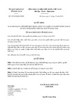 Quyết định 47/2019/QĐ-UBND tỉnh HàNam