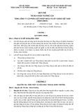 Quy chế thi đua khen thưởng - Tổng công ty cổ phần Xuất nhập khẩu và Xây dựng Việt Nam
