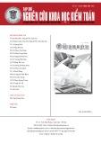 Tạp chí Nghiên cứu Khoa học Kiểm toán: Số 144/2019