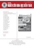 Tạp chí Nghiên cứu Khoa học Kiểm toán: Số 146/2019