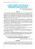 Xác định tỷ lệ nhiễm và yếu tố độc lực của vi khuẩn Salmonella phân lập ở lợn nuôi tại huyện Hiệp Hòa, tỉnh Bắc Giang, Việt Nam