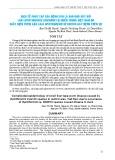 Dịch tễ phức tạp của bệnh sán lá gan nhỏ gây bởi loại Opisthorchis viverrnini tại miền trung Việt Nam do xuất hiện thêm cận loài Opisthorchis sp BD2013 gây bệnh trên vịt