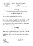 Quyết định 01/2020/QĐ-UBND tỉnh BắcNinh