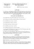 Quyết định 06/2020/QĐ-UBND tỉnh ĐồngNai