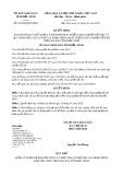 Quyết định 02/2020/QĐ-UBND tỉnh BắcNinh