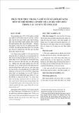 Phân tích thực trạng và đề xuất sửa đổi bổ sung một số chế độ phụ cấp đối với cán bộ, viên chức trong các cơ sở y tế công lập