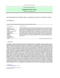 Stock holding decisions of foreign investors in emerging stock markets: A case study in Vietnam
