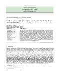 The antecedent model of green awareness customer