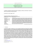 The effects of compassion experienced by SME employees on affective commitment: Double-mediation of authenticity and positive emotion