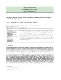 The effect of electronic payments security on e-commerce consumer perception: An extended model of technology acceptance
