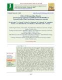 Effect of microsporidian parasite Enterocytozoon hepatopenaei (EHP)on pond profitability in farmed pacific white leg shrimp Litopenaeus vannamei