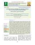 An elementary review on principles and applications of modern non-conventional food processing technologies