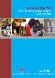 Báo cáo tóm tắt Tổng điều tra dinh dưỡng năm 2009-2010
