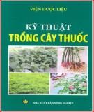 Hướng dẫn trồng cây thuốc: Phần 2