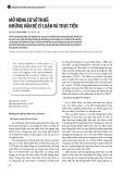 Mở rộng cơ sở thuế: Những vấn đề lý luận và thực tiễn