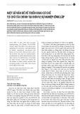 Một số vấn đề về triển khai cơ chế tự chủ tài chính tại đơn vị sự nghiệp công lập