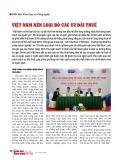 Việt Nam nên loại bỏ các ưu đãi thuế