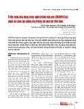 Triển vọng ứng dụng công nghệ chỉnh sửa gen (CRISPR/Cas) phục vụ chọn tạo giống cây trồng, vật nuôi tại Việt Nam