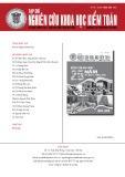 Tạp chí Nghiên cứu Khoa học Kiểm toán: Số 140/2019
