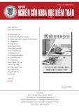 Tạp chí Nghiên cứu Khoa học Kiểm toán: Số 139/2019